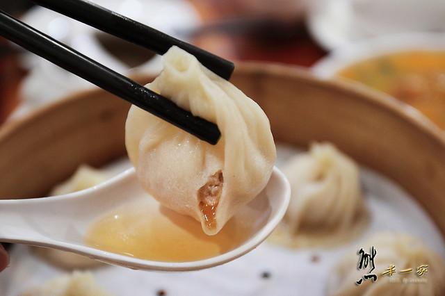 大直美麗華百樂園B1美食街|HOJA上海點心中華料理