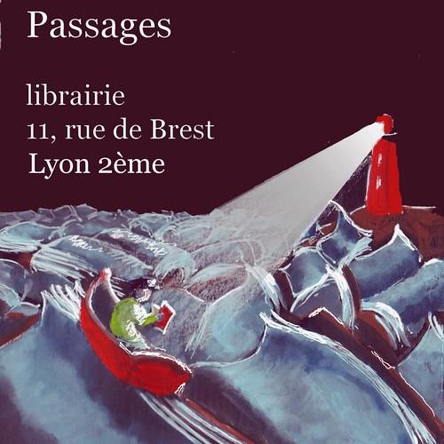 Librairie Passages - Concours