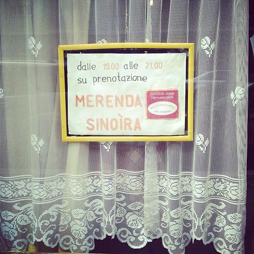 Torino e le merende sinoire by la casa a pois