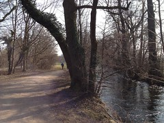 Würm River & Footpath to Pasing