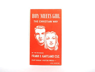 Boy meets girl the christian way pamplet