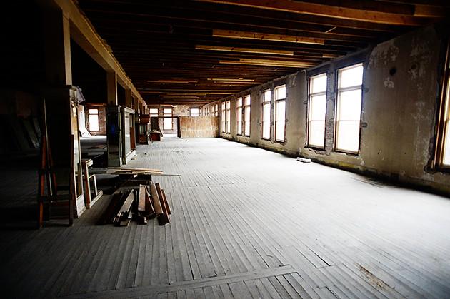 Building April 2