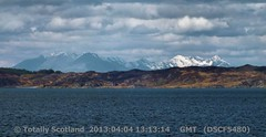 Skye from Lochaber