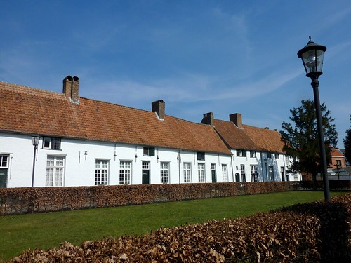 Beguinage in Hoogstraten,  Belgium (Unesco WHS)