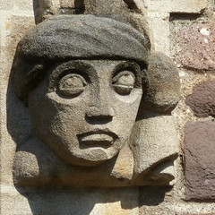 Stone Face, Chapel of the Three Kings of Cologne
