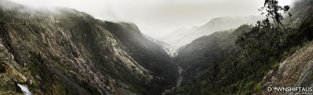 Vietnam Da Lat Mountains