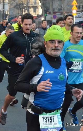 2013 Paris Marathon