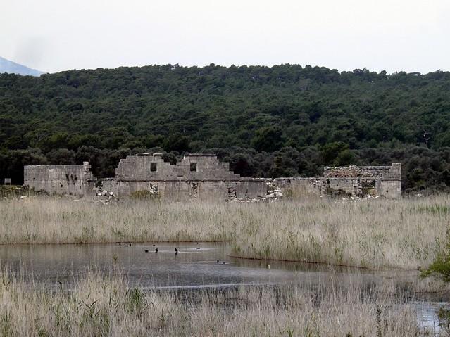 Hadrianic granaries, Patara, Turkey