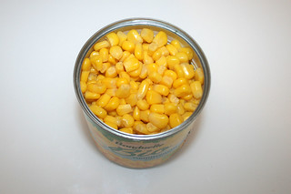 08 - Zutat Mais / Ingredient corn
