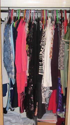 Wardrobe contents