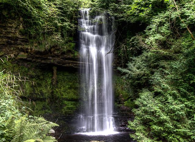 glencar waterfall ireland wallpaper - photo #12