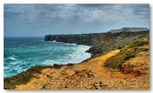 Ponta de Sagres by VRfoto