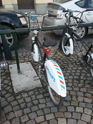 Cykel Stockholm