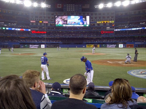 blue jays versus yankees
