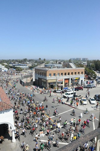 CicLAvia in Venice Beach 4-21-13