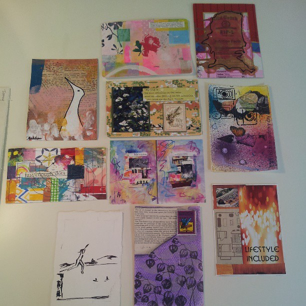 Postcards for Yvonne, Sweden