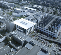 Opel-Entwicklungszentrum am Stammsitz Rüsselsheim