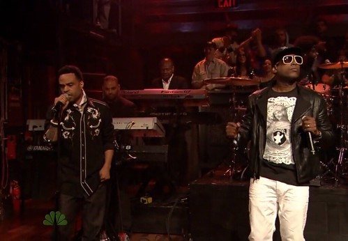 Talib Kweli & Bilal Perform Live On Jimmy Fallon