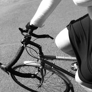 Day 25; #30daysofbiking lunchtime ride with skirt