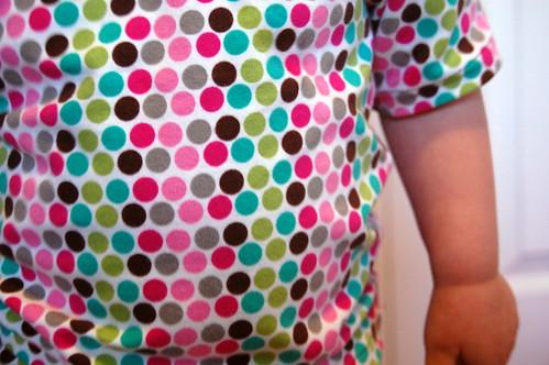 KCW: Dotty Spring Pajamas