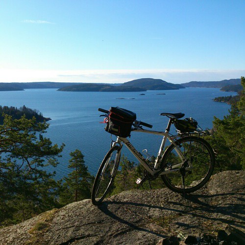 Good mooooorning #Norway !       - #today #morningtrip #Røyken and looking on #Vestfjorden & #Sætre #101roykenhurum.com by @heidenstrom