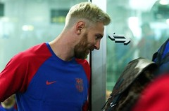 C Barcelona's pre-season 201617 first training session at St.George's Park http://ift.tt/2apbbB8