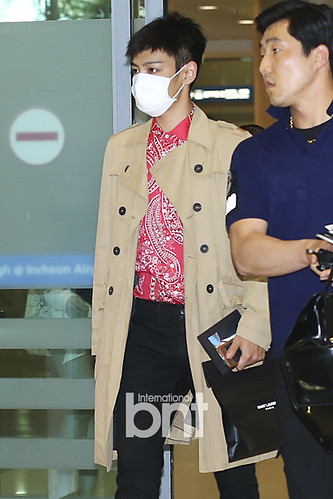Big Bang - Incheon Airport - 15jun2015 - BNT - 11