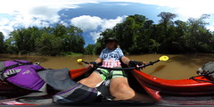 Kayaking on Patuxent River