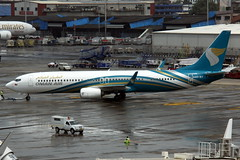 Boeing 737 A40-BT