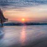 29. August 2016 - 14:55 - Avalon Fisherman's Pier at Dawn (HDR Edit)