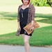 Small photo of Leopard Cardigan, Ageless Style