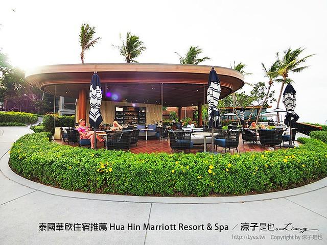 泰國華欣住宿推薦 Hua Hin Marriott Resort & Spa 81