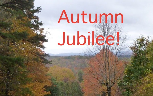 Autumn Jubilee at From My Carolina Home