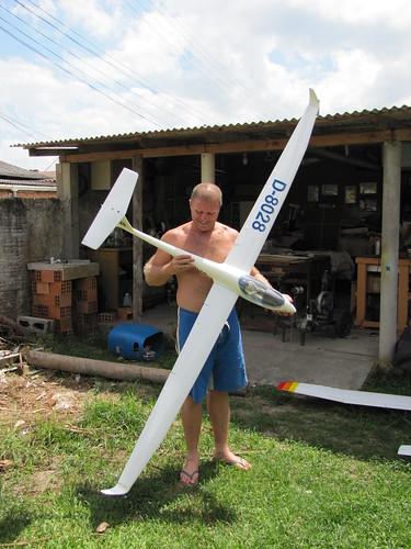 Planador ASW 28 Da montagem aos acertos e vôo 8451618962_1b79144816