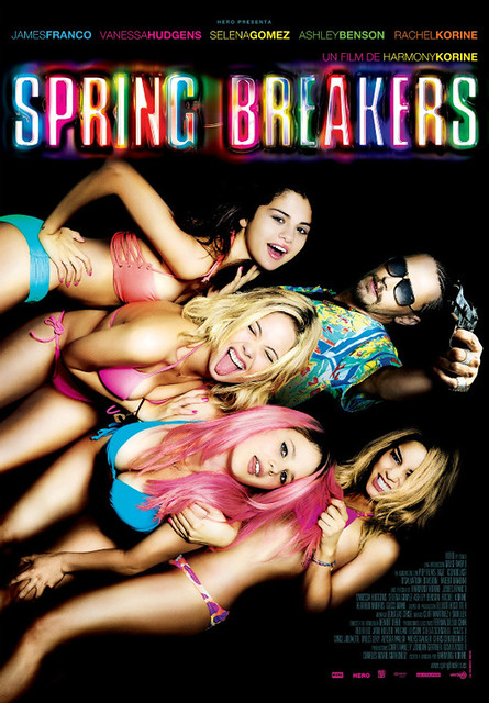 SRING BREAKERS Poster 01