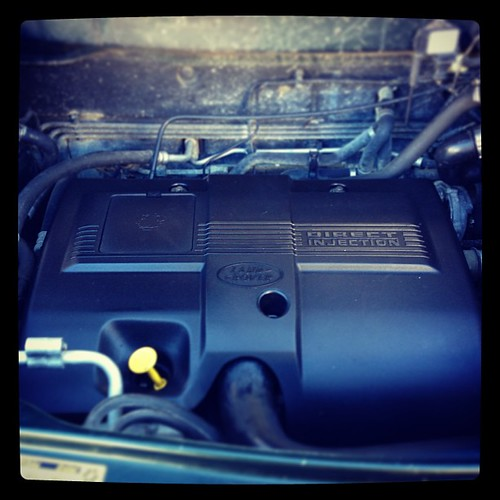 "O ""Coração"" do My 4x4 Freelander (MQ) #landrover #freelander #engine #motor #4x4 #offroad by freexlanderpt"