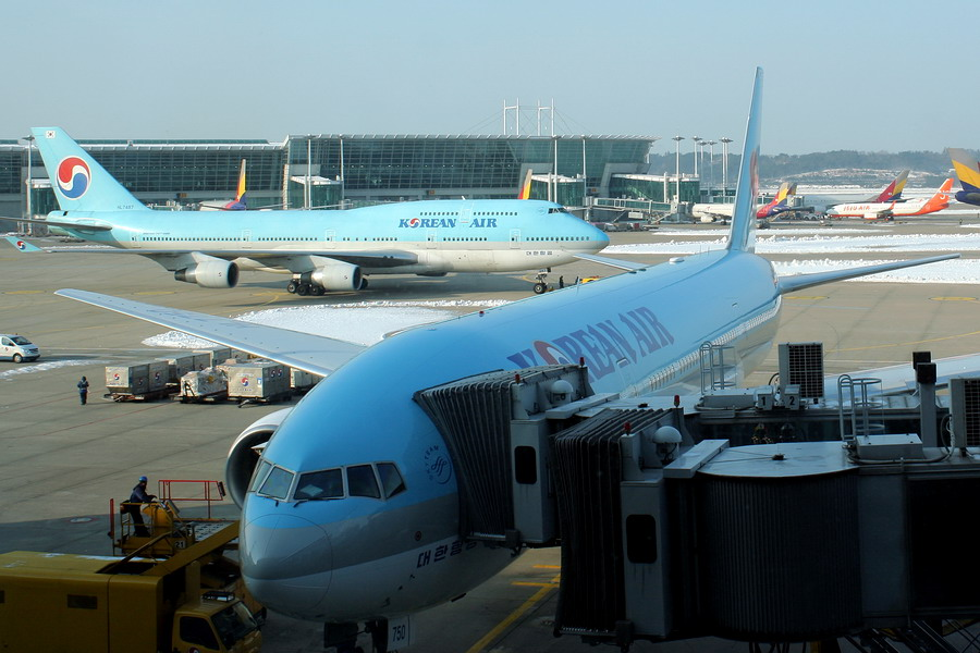 Incheon airport4