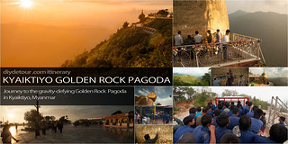 Kyaiktiyo Golden Rock Itinerary (2 days)
