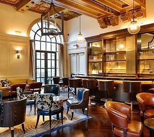 St Regis Washington DC, Bar