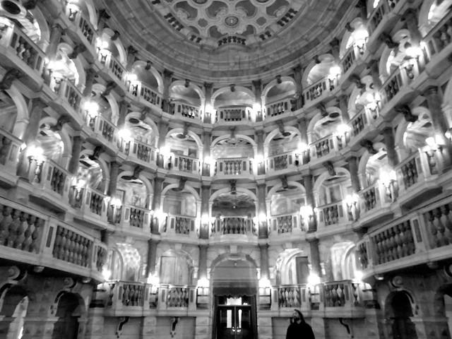 teatro Bibiena - Mantova