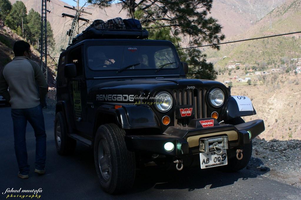 Muzaffarabad Jeep Club Neelum Snow Cross - 8468267777 9df9c32e25 b