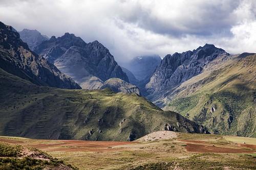 [フリー画像素材] 自然風景, 山, 風景 - ペルー ID:201302161200