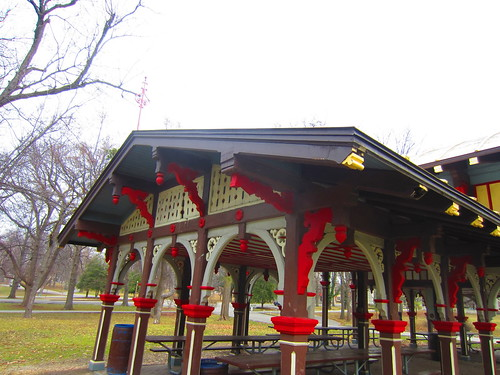 Tower Grove Park: Gingerbread