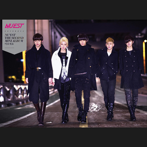 NUEST   Hello (2013) (MP3) [Mini Album]