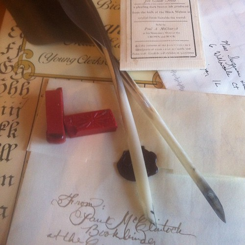 Austen style. #lettermo #showandmail