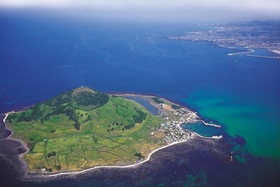 Jeju Cráteres