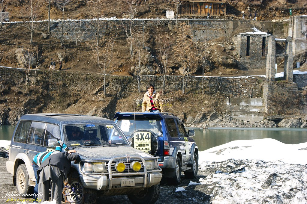 Muzaffarabad Jeep Club Neelum Snow Cross - 8472085552 40e5294ff4 b