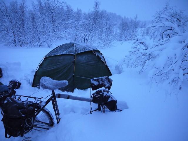P1010380 & ShaneCycles.com u2013 Winter tent : Hilleberg Allak