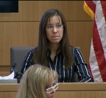 Jodi Arias Trial Photos Graphic