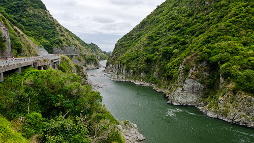 newzealand sky cloud nature rock river bush outdoor gorge ashhurst manawaturiver tour2013010312